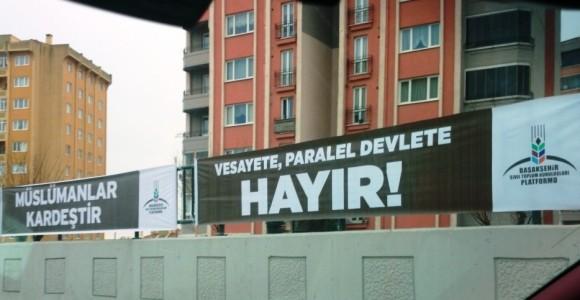 Başakşehir'li STK.lardan Hükümete destek