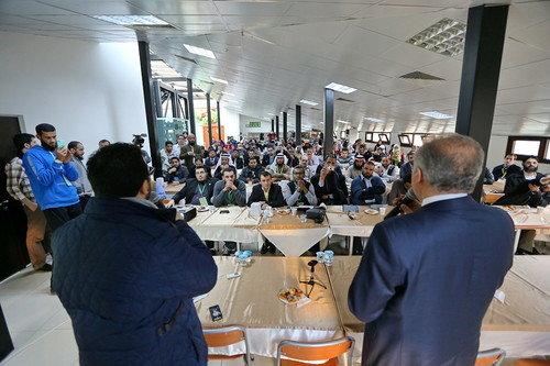 İslam Ülkeleri STK Temsilcileri Başakşehir'de