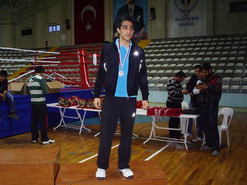 Sporda Derece Bahçeşehir Spor Merkezi'nin