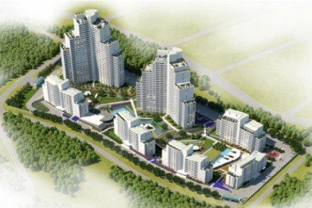 Başakşehir Spradon Vadi Projesi