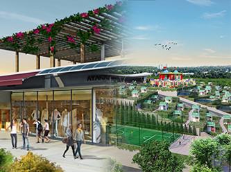 Başakşehir 540/4 Parsel'de 165 bin TL'ye cadde dükkanları!