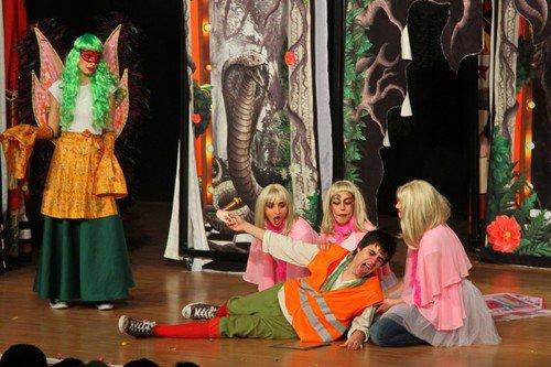 Başakşehir çocuk tiyatroları sezonu açtı
