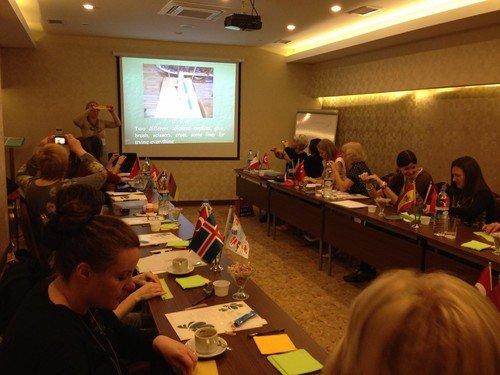 Bahçeşehir Anaokulu 8 ülkeden eğitimci ağırladı
