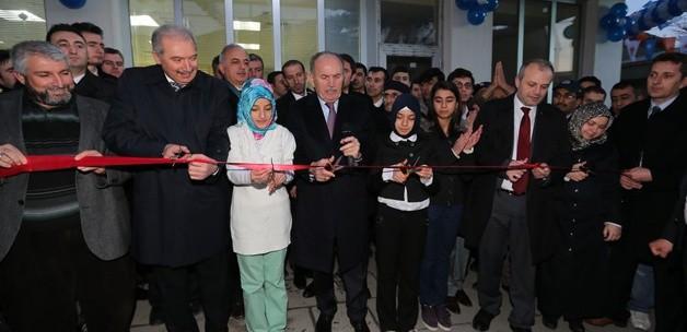 Altınşehir Bilgievi, törenle açıldı