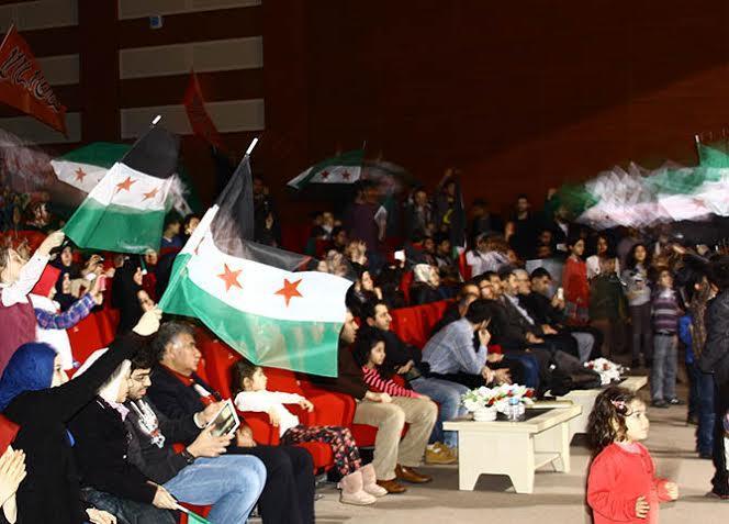 Başakşehir Suriye Dayanışma Gecesi'nde Konuştu