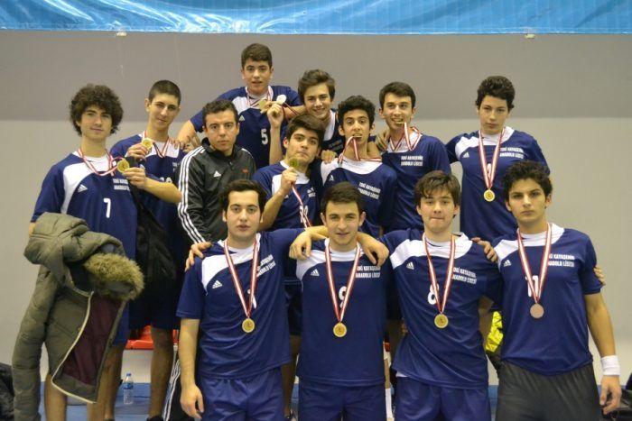 Toki Kayaşehir Anadolu Lisesi Voleybol Şampiyonu