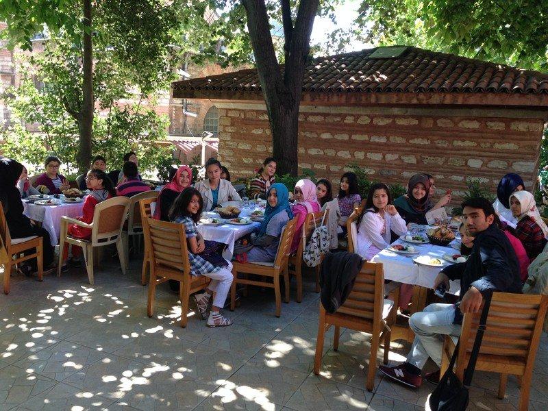 Cemil Meriç Bilgievi Gezi Düzenledi