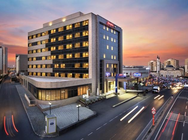 Hampton by Hilton İstanbul Kayaşehir açıldı