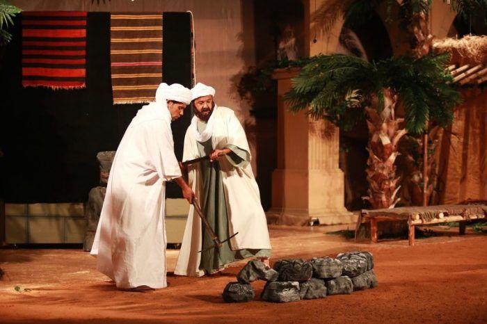 Kutlu Yolun İlk Yolcuları Tiyatrosu Başakşehir'de