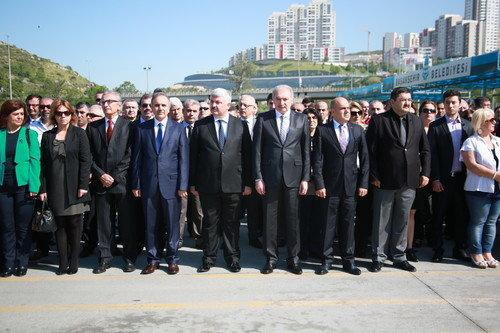 Başakşehir'de Hüzünlü 19 Mayıs