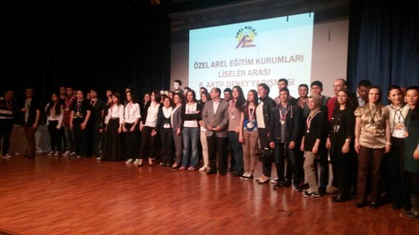 Toki Kayaşehir Anadolu Lisesi İstanbul İkincisi