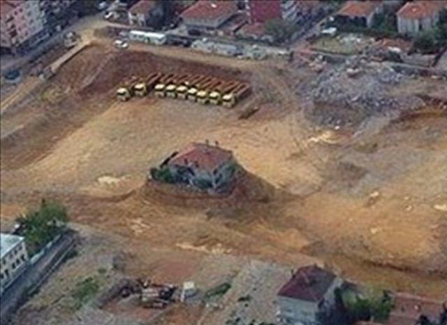 İstanbul Fikirtepe'nin en inatçı ev sahibi çıktı