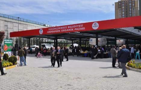 ArenaPark Organik pazarı