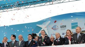 3. Havalimanı Temel Atma Töreni Yapıldı
