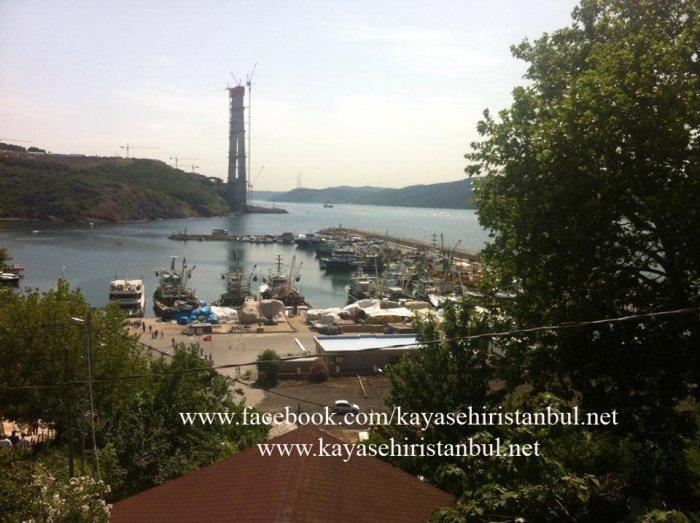 3.Köprü İnşaat Fotoğrafları