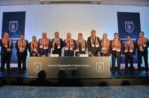 İBB Spor, İstanbul Başakşehir Futbol Kulübü oldu