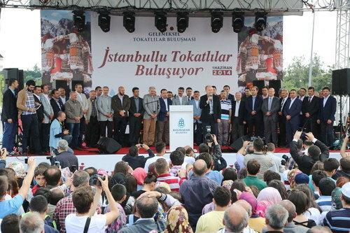 Tokatlılar 4. Kez Başakşehir'de buluştu