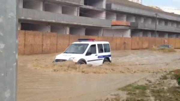 Kayaşehir sular Altında