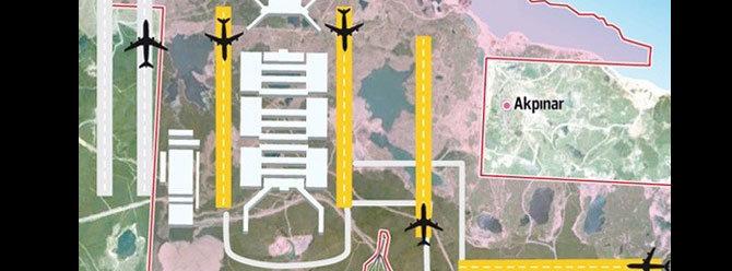 TOKİ'den 3. havalimanı açıklaması