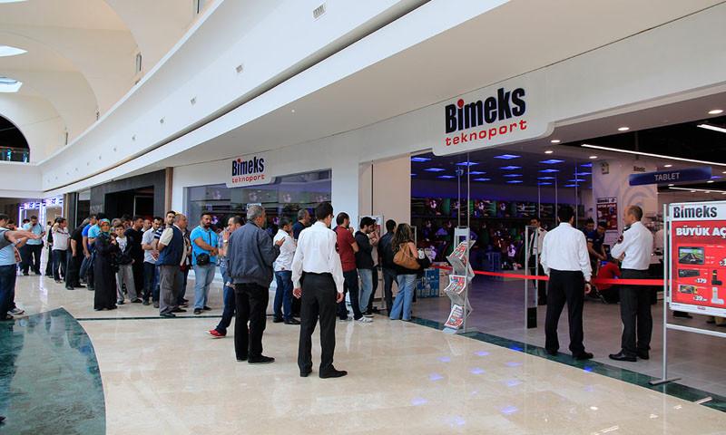 Mall Of İstanbul Bimeks Telefonu