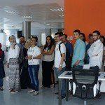 Mühendis Adaylarından Başakşehir'e ziyaret