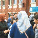Akşemsettin Ortaokulu'nda Kriz
