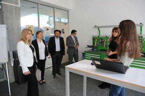 Esenyurt Belediyesi'nin Living Lab ziyareti