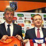 Başkan Uysal, Başakşehir Spor'u ziyaret etti