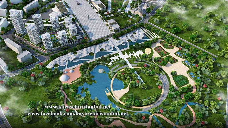 Kayaşehir Botanik Park Ruhsatı Alındı