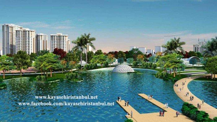 Başakşehir Şehir Parkı Maketi