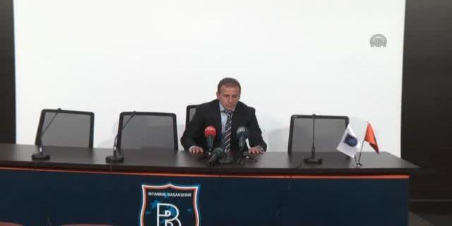 İstanbul Başakşehir-Tokatspor Maçı Sonrası