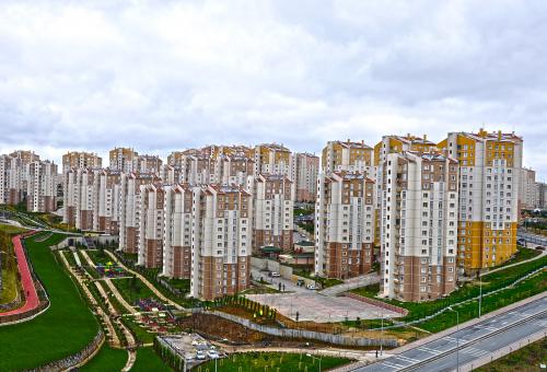 TOKİ'den Kayaşehir'e 544 konutluk yeni proje