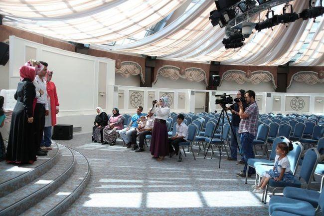 Başakşehir Belediyesi Nikâh Salonu açıldı