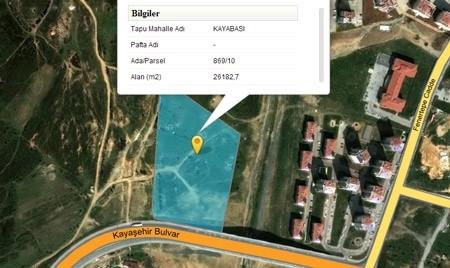 TOKİ Kayaşehir Fenertepe Nerede?