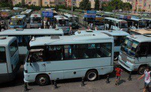 İstanbul minibüslerde kartlı dönem
