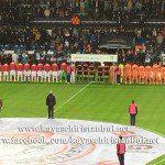 İstanbul Başakşehir Galatasaray: 4-0