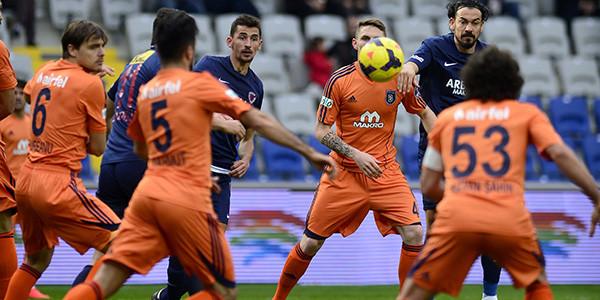 İstanbul Başakşehir Maç Çalışmaları Başladı