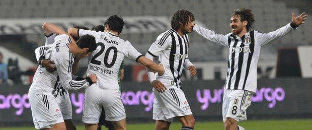 Başakşehir'de Beşiktaş Serisi