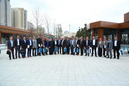İstanbul'daki Bilgievleri Başakşehir'de buluştu