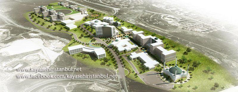Başakşehir Şehir Hastanesi 2017'de açılacak