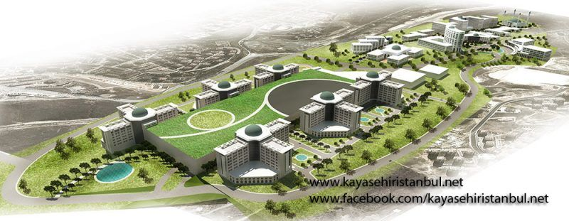 İkitelli Şehir Hastanesi Projesi