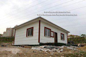 Yeni muhtarlık binaları tamamlandı