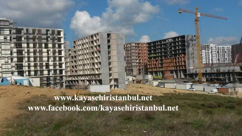 Kayaşehir Başakşehir Evleri Son Durum
