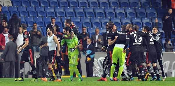 Beşiktaş-Kasımpaşa maçı Başakşehir Stadı'nda