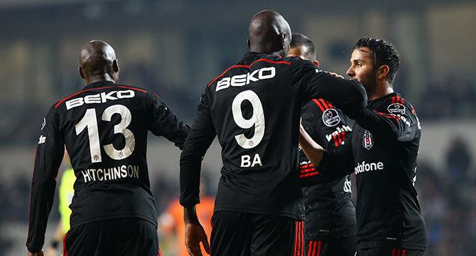 İstanbul Başakşehir Beşiktaş : 1-2