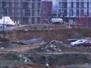 Kayaşehir'de Toprak Kayması: 1 Ölü