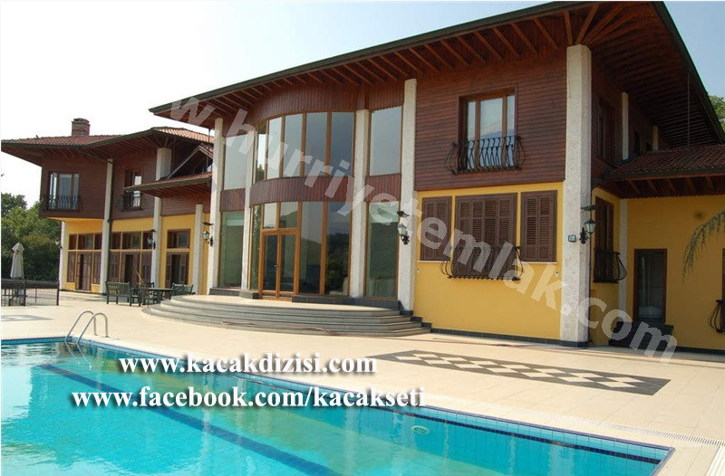Polat Alemdar'ın Villası