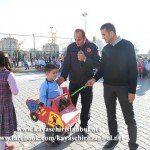 Kayaşehir'de Yangın Tatbikatı
