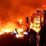 İkitelli Organize Sanayi Bölgesi'nde Yine Yangın Çıktı