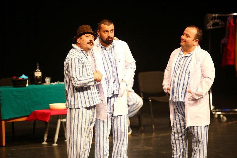 Pijamalı Adamlar Başakşehir'de kırdı geçirdi